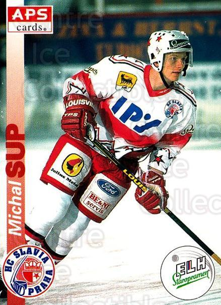1996-97 Czech APS Extraliga #23 Michal Sup<br/>1 In Stock - $2.00 each - <a href=https://centericecollectibles.foxycart.com/cart?name=1996-97%20Czech%20APS%20Extraliga%20%2323%20Michal%20Sup...&quantity_max=1&price=$2.00&code=608215 class=foxycart> Buy it now! </a>