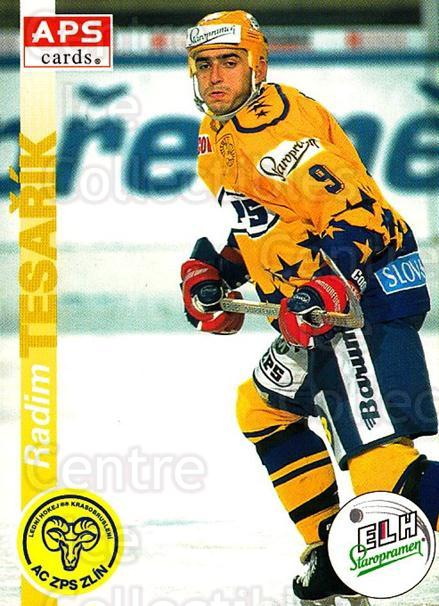 1996-97 Czech APS Extraliga #31 Radim Tesarik<br/>1 In Stock - $2.00 each - <a href=https://centericecollectibles.foxycart.com/cart?name=1996-97%20Czech%20APS%20Extraliga%20%2331%20Radim%20Tesarik...&quantity_max=1&price=$2.00&code=608223 class=foxycart> Buy it now! </a>