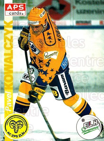 1996-97 Czech APS Extraliga #35 Pavel Kowalczyk<br/>2 In Stock - $2.00 each - <a href=https://centericecollectibles.foxycart.com/cart?name=1996-97%20Czech%20APS%20Extraliga%20%2335%20Pavel%20Kowalczyk...&quantity_max=2&price=$2.00&code=608227 class=foxycart> Buy it now! </a>