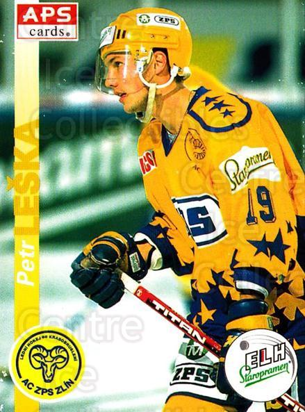 1996-97 Czech APS Extraliga #47 Petr Leska<br/>2 In Stock - $2.00 each - <a href=https://centericecollectibles.foxycart.com/cart?name=1996-97%20Czech%20APS%20Extraliga%20%2347%20Petr%20Leska...&quantity_max=2&price=$2.00&code=608239 class=foxycart> Buy it now! </a>