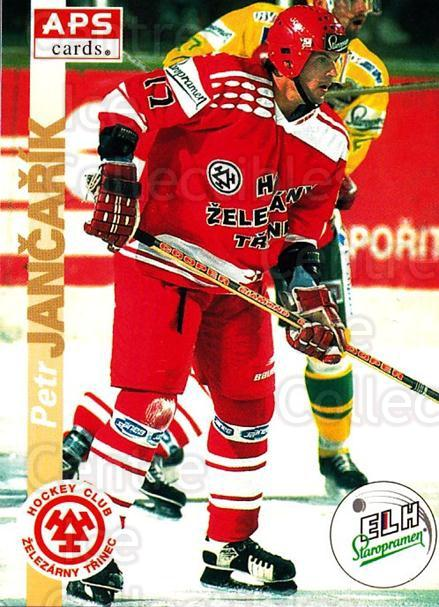1996-97 Czech APS Extraliga #52 Petr Jancarik<br/>4 In Stock - $2.00 each - <a href=https://centericecollectibles.foxycart.com/cart?name=1996-97%20Czech%20APS%20Extraliga%20%2352%20Petr%20Jancarik...&quantity_max=4&price=$2.00&code=608244 class=foxycart> Buy it now! </a>