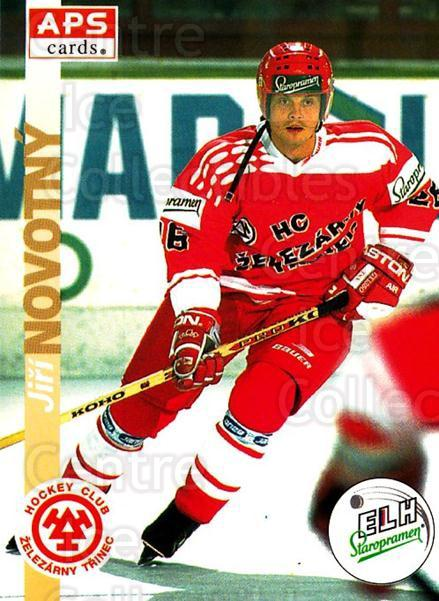 1996-97 Czech APS Extraliga #70 Jiri Novotny<br/>2 In Stock - $2.00 each - <a href=https://centericecollectibles.foxycart.com/cart?name=1996-97%20Czech%20APS%20Extraliga%20%2370%20Jiri%20Novotny...&quantity_max=2&price=$2.00&code=608262 class=foxycart> Buy it now! </a>