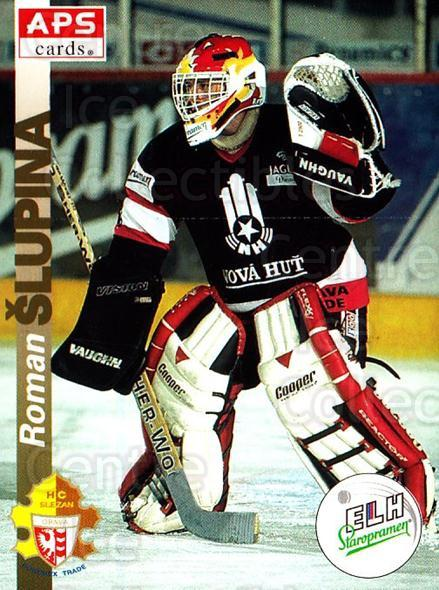 1996-97 Czech APS Extraliga #99 Roman Slupina<br/>1 In Stock - $2.00 each - <a href=https://centericecollectibles.foxycart.com/cart?name=1996-97%20Czech%20APS%20Extraliga%20%2399%20Roman%20Slupina...&quantity_max=1&price=$2.00&code=608291 class=foxycart> Buy it now! </a>