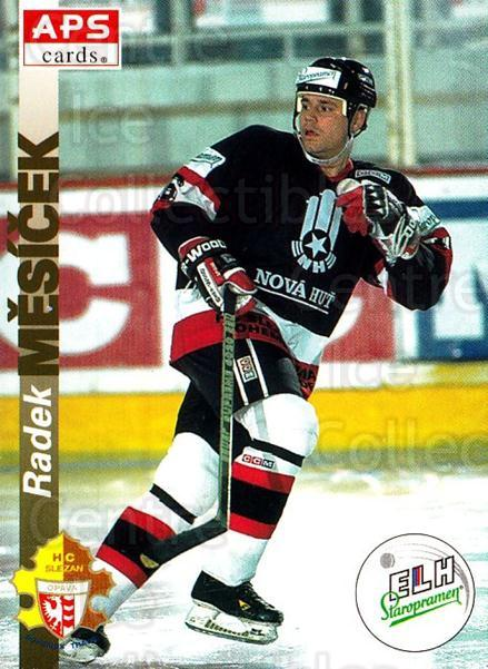 1996-97 Czech APS Extraliga #103 Radek Mesicek<br/>2 In Stock - $2.00 each - <a href=https://centericecollectibles.foxycart.com/cart?name=1996-97%20Czech%20APS%20Extraliga%20%23103%20Radek%20Mesicek...&quantity_max=2&price=$2.00&code=608295 class=foxycart> Buy it now! </a>