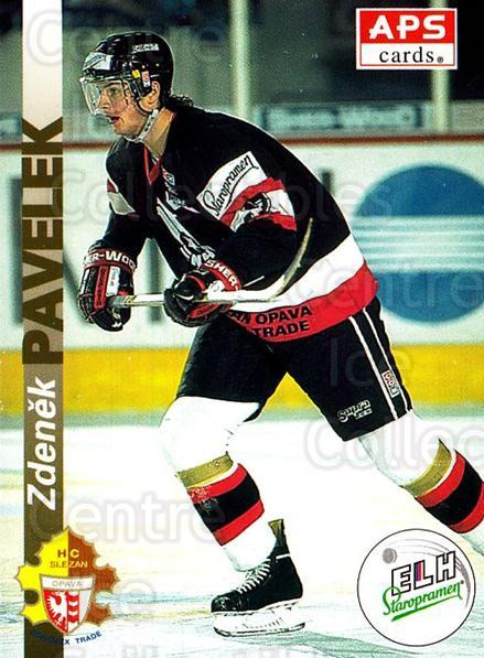 1996-97 Czech APS Extraliga #113 Zdenek Pavelek<br/>3 In Stock - $2.00 each - <a href=https://centericecollectibles.foxycart.com/cart?name=1996-97%20Czech%20APS%20Extraliga%20%23113%20Zdenek%20Pavelek...&quantity_max=3&price=$2.00&code=608305 class=foxycart> Buy it now! </a>