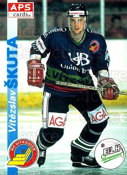 1996-97 Czech APS Extraliga #196 Vitezslav Skuta<br/>1 In Stock - $2.00 each - <a href=https://centericecollectibles.foxycart.com/cart?name=1996-97%20Czech%20APS%20Extraliga%20%23196%20Vitezslav%20Skuta...&quantity_max=1&price=$2.00&code=608388 class=foxycart> Buy it now! </a>
