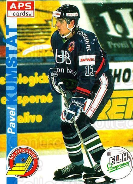 1996-97 Czech APS Extraliga #200 Pavel Kumstat<br/>2 In Stock - $2.00 each - <a href=https://centericecollectibles.foxycart.com/cart?name=1996-97%20Czech%20APS%20Extraliga%20%23200%20Pavel%20Kumstat...&quantity_max=2&price=$2.00&code=608392 class=foxycart> Buy it now! </a>