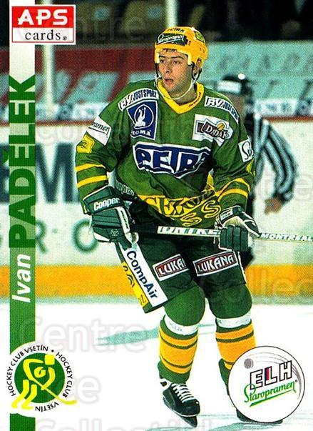 1996-97 Czech APS Extraliga #231 Ivan Padelek<br/>1 In Stock - $2.00 each - <a href=https://centericecollectibles.foxycart.com/cart?name=1996-97%20Czech%20APS%20Extraliga%20%23231%20Ivan%20Padelek...&quantity_max=1&price=$2.00&code=608423 class=foxycart> Buy it now! </a>
