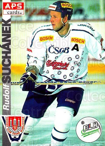 1996-97 Czech APS Extraliga #241 Rudolf Suchanek<br/>1 In Stock - $2.00 each - <a href=https://centericecollectibles.foxycart.com/cart?name=1996-97%20Czech%20APS%20Extraliga%20%23241%20Rudolf%20Suchanek...&quantity_max=1&price=$2.00&code=608433 class=foxycart> Buy it now! </a>