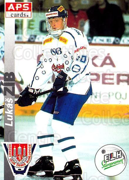 1996-97 Czech APS Extraliga #246 Lukas Zib<br/>1 In Stock - $2.00 each - <a href=https://centericecollectibles.foxycart.com/cart?name=1996-97%20Czech%20APS%20Extraliga%20%23246%20Lukas%20Zib...&quantity_max=1&price=$2.00&code=608438 class=foxycart> Buy it now! </a>