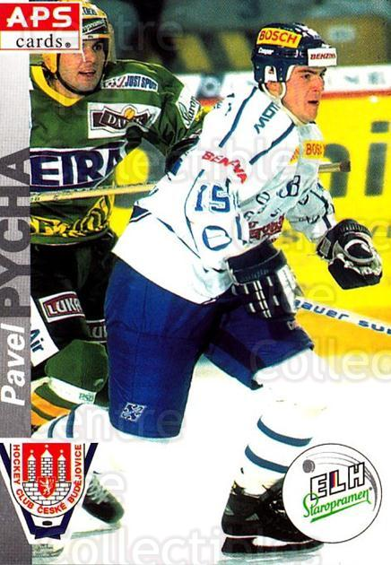 1996-97 Czech APS Extraliga #251 Pavel Pycha<br/>2 In Stock - $2.00 each - <a href=https://centericecollectibles.foxycart.com/cart?name=1996-97%20Czech%20APS%20Extraliga%20%23251%20Pavel%20Pycha...&quantity_max=2&price=$2.00&code=608443 class=foxycart> Buy it now! </a>
