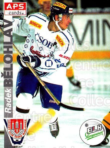 1996-97 Czech APS Extraliga #255 Radek Belohlav<br/>1 In Stock - $2.00 each - <a href=https://centericecollectibles.foxycart.com/cart?name=1996-97%20Czech%20APS%20Extraliga%20%23255%20Radek%20Belohlav...&quantity_max=1&price=$2.00&code=608447 class=foxycart> Buy it now! </a>