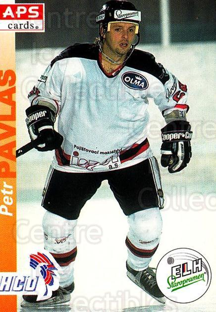 1996-97 Czech APS Extraliga #267 Petr Pavlas<br/>1 In Stock - $2.00 each - <a href=https://centericecollectibles.foxycart.com/cart?name=1996-97%20Czech%20APS%20Extraliga%20%23267%20Petr%20Pavlas...&quantity_max=1&price=$2.00&code=608459 class=foxycart> Buy it now! </a>