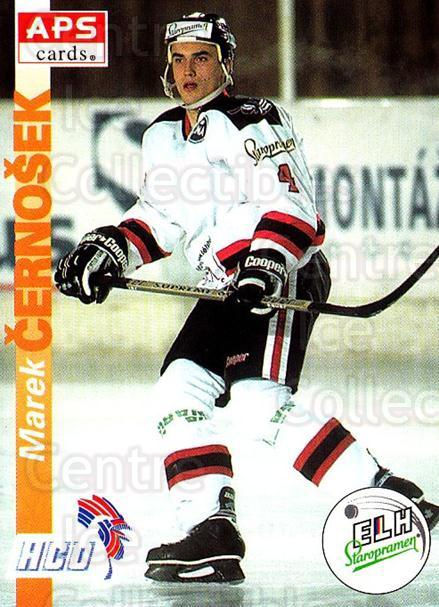 1996-97 Czech APS Extraliga #273 Marek Cernosek<br/>2 In Stock - $2.00 each - <a href=https://centericecollectibles.foxycart.com/cart?name=1996-97%20Czech%20APS%20Extraliga%20%23273%20Marek%20Cernosek...&quantity_max=2&price=$2.00&code=608465 class=foxycart> Buy it now! </a>