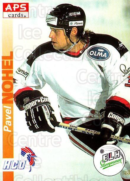 1996-97 Czech APS Extraliga #275 Pavel Nohel<br/>2 In Stock - $2.00 each - <a href=https://centericecollectibles.foxycart.com/cart?name=1996-97%20Czech%20APS%20Extraliga%20%23275%20Pavel%20Nohel...&quantity_max=2&price=$2.00&code=608467 class=foxycart> Buy it now! </a>