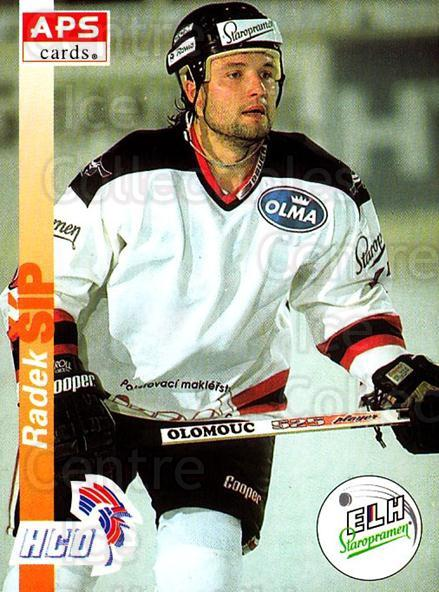 1996-97 Czech APS Extraliga #276 Radek Sip<br/>1 In Stock - $2.00 each - <a href=https://centericecollectibles.foxycart.com/cart?name=1996-97%20Czech%20APS%20Extraliga%20%23276%20Radek%20Sip...&quantity_max=1&price=$2.00&code=608468 class=foxycart> Buy it now! </a>