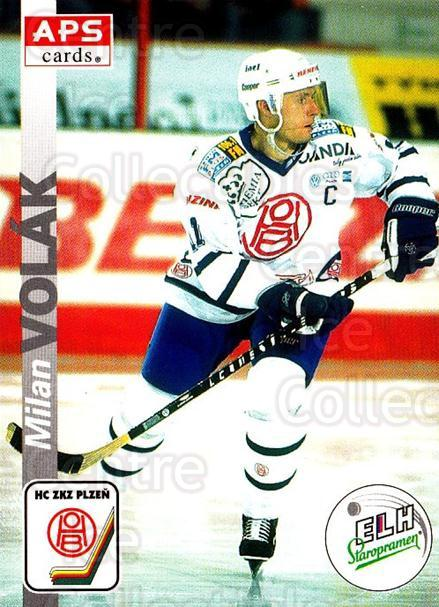 1996-97 Czech APS Extraliga #298 Milan Volak<br/>4 In Stock - $2.00 each - <a href=https://centericecollectibles.foxycart.com/cart?name=1996-97%20Czech%20APS%20Extraliga%20%23298%20Milan%20Volak...&quantity_max=4&price=$2.00&code=608490 class=foxycart> Buy it now! </a>