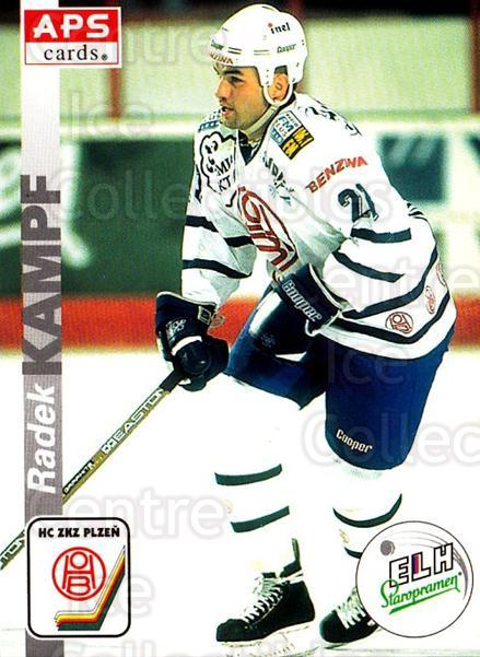 1996-97 Czech APS Extraliga #299 Radek Kampf<br/>1 In Stock - $2.00 each - <a href=https://centericecollectibles.foxycart.com/cart?name=1996-97%20Czech%20APS%20Extraliga%20%23299%20Radek%20Kampf...&quantity_max=1&price=$2.00&code=608491 class=foxycart> Buy it now! </a>