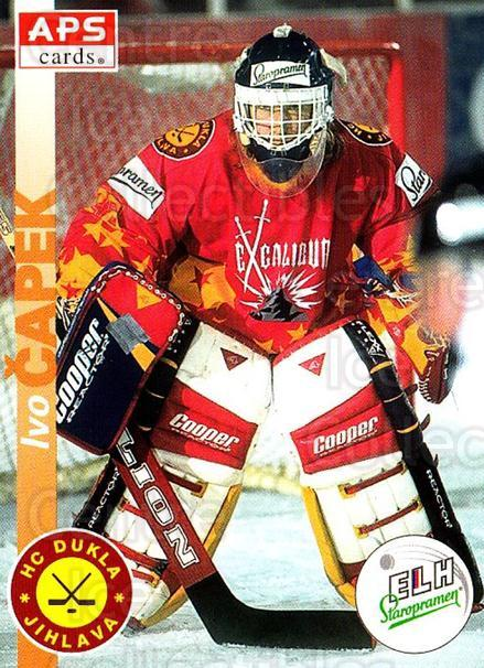 1996-97 Czech APS Extraliga #311 Ivo Capek<br/>1 In Stock - $2.00 each - <a href=https://centericecollectibles.foxycart.com/cart?name=1996-97%20Czech%20APS%20Extraliga%20%23311%20Ivo%20Capek...&quantity_max=1&price=$2.00&code=608503 class=foxycart> Buy it now! </a>