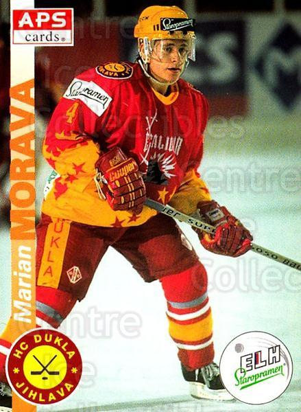 1996-97 Czech APS Extraliga #318 Marian Morava<br/>2 In Stock - $2.00 each - <a href=https://centericecollectibles.foxycart.com/cart?name=1996-97%20Czech%20APS%20Extraliga%20%23318%20Marian%20Morava...&quantity_max=2&price=$2.00&code=608510 class=foxycart> Buy it now! </a>