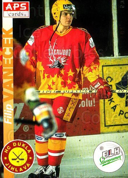 1996-97 Czech APS Extraliga #319 Filip Vanecek<br/>2 In Stock - $2.00 each - <a href=https://centericecollectibles.foxycart.com/cart?name=1996-97%20Czech%20APS%20Extraliga%20%23319%20Filip%20Vanecek...&quantity_max=2&price=$2.00&code=608511 class=foxycart> Buy it now! </a>
