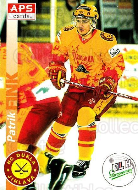 1996-97 Czech APS Extraliga #328 Patrik Fink<br/>2 In Stock - $2.00 each - <a href=https://centericecollectibles.foxycart.com/cart?name=1996-97%20Czech%20APS%20Extraliga%20%23328%20Patrik%20Fink...&quantity_max=2&price=$2.00&code=608520 class=foxycart> Buy it now! </a>