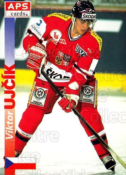 1996-97 Czech APS Extraliga #347 Viktor Ujcik<br/>1 In Stock - $2.00 each - <a href=https://centericecollectibles.foxycart.com/cart?name=1996-97%20Czech%20APS%20Extraliga%20%23347%20Viktor%20Ujcik...&quantity_max=1&price=$2.00&code=608539 class=foxycart> Buy it now! </a>
