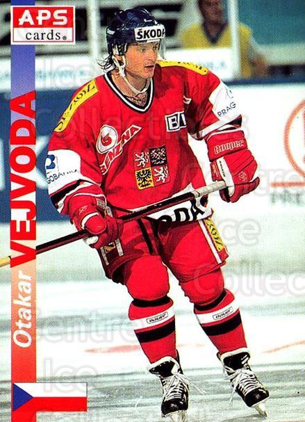 1996-97 Czech APS Extraliga #351 Otakar Vejvoda<br/>1 In Stock - $2.00 each - <a href=https://centericecollectibles.foxycart.com/cart?name=1996-97%20Czech%20APS%20Extraliga%20%23351%20Otakar%20Vejvoda...&quantity_max=1&price=$2.00&code=608543 class=foxycart> Buy it now! </a>