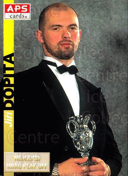 1996-97 Czech APS Extraliga #364 Jiri Dopita<br/>1 In Stock - $3.00 each - <a href=https://centericecollectibles.foxycart.com/cart?name=1996-97%20Czech%20APS%20Extraliga%20%23364%20Jiri%20Dopita...&quantity_max=1&price=$3.00&code=608556 class=foxycart> Buy it now! </a>