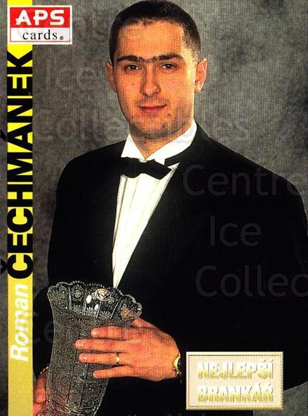 1996-97 Czech APS Extraliga #365 Roman Cechmanek<br/>1 In Stock - $5.00 each - <a href=https://centericecollectibles.foxycart.com/cart?name=1996-97%20Czech%20APS%20Extraliga%20%23365%20Roman%20Cechmanek...&quantity_max=1&price=$5.00&code=608557 class=foxycart> Buy it now! </a>
