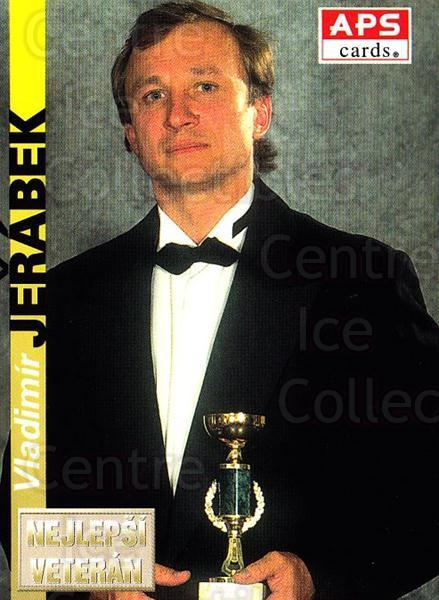 1996-97 Czech APS Extraliga #367 Vladimir Jerabek<br/>1 In Stock - $2.00 each - <a href=https://centericecollectibles.foxycart.com/cart?name=1996-97%20Czech%20APS%20Extraliga%20%23367%20Vladimir%20Jerabe...&quantity_max=1&price=$2.00&code=608559 class=foxycart> Buy it now! </a>