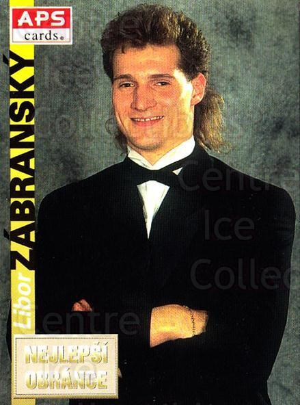 1996-97 Czech APS Extraliga #371 Libor Zabransky<br/>1 In Stock - $2.00 each - <a href=https://centericecollectibles.foxycart.com/cart?name=1996-97%20Czech%20APS%20Extraliga%20%23371%20Libor%20Zabransky...&quantity_max=1&price=$2.00&code=608563 class=foxycart> Buy it now! </a>