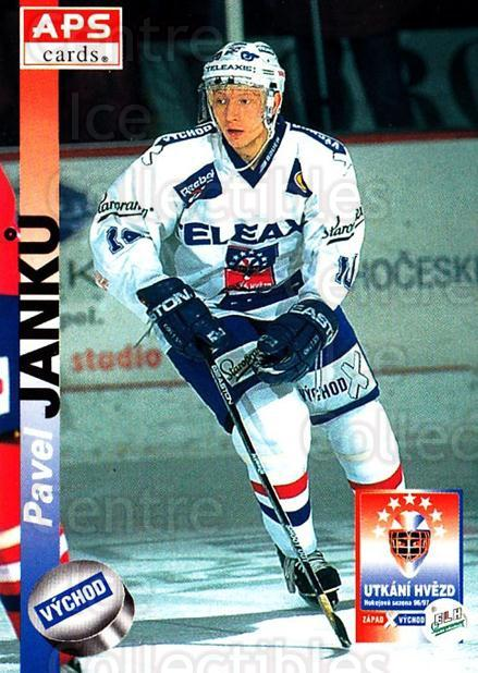 1996-97 Czech APS Extraliga #419 Pavel Janku<br/>3 In Stock - $2.00 each - <a href=https://centericecollectibles.foxycart.com/cart?name=1996-97%20Czech%20APS%20Extraliga%20%23419%20Pavel%20Janku...&quantity_max=3&price=$2.00&code=608611 class=foxycart> Buy it now! </a>