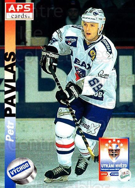 1996-97 Czech APS Extraliga #422 Petr Pavlas<br/>2 In Stock - $2.00 each - <a href=https://centericecollectibles.foxycart.com/cart?name=1996-97%20Czech%20APS%20Extraliga%20%23422%20Petr%20Pavlas...&quantity_max=2&price=$2.00&code=608614 class=foxycart> Buy it now! </a>