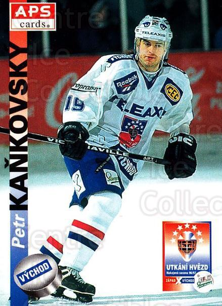 1996-97 Czech APS Extraliga #423 Petr Kankovsky<br/>1 In Stock - $2.00 each - <a href=https://centericecollectibles.foxycart.com/cart?name=1996-97%20Czech%20APS%20Extraliga%20%23423%20Petr%20Kankovsky...&quantity_max=1&price=$2.00&code=608615 class=foxycart> Buy it now! </a>