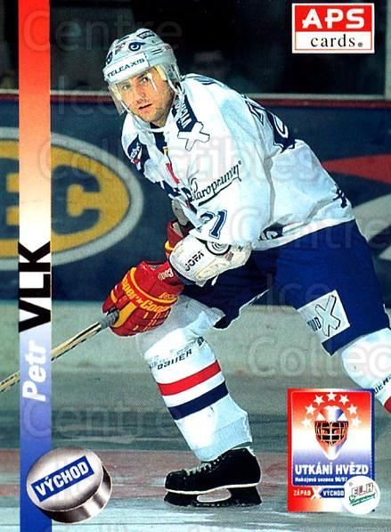 1996-97 Czech APS Extraliga #425 Petr Vlk<br/>1 In Stock - $2.00 each - <a href=https://centericecollectibles.foxycart.com/cart?name=1996-97%20Czech%20APS%20Extraliga%20%23425%20Petr%20Vlk...&quantity_max=1&price=$2.00&code=608617 class=foxycart> Buy it now! </a>