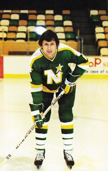 1980-81 Minnesota North Stars Postcards #1 Kent-Erik Andersson<br/>2 In Stock - $3.00 each - <a href=https://centericecollectibles.foxycart.com/cart?name=1980-81%20Minnesota%20North%20Stars%20Postcards%20%231%20Kent-Erik%20Ander...&quantity_max=2&price=$3.00&code=608730 class=foxycart> Buy it now! </a>