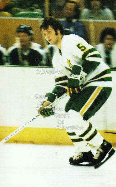 1980-81 Minnesota North Stars Postcards #11 Brad Maxwell<br/>1 In Stock - $3.00 each - <a href=https://centericecollectibles.foxycart.com/cart?name=1980-81%20Minnesota%20North%20Stars%20Postcards%20%2311%20Brad%20Maxwell...&quantity_max=1&price=$3.00&code=608740 class=foxycart> Buy it now! </a>
