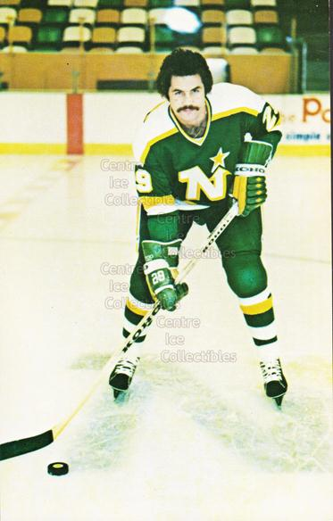 1980-81 Minnesota North Stars Postcards #22 Tom Younghans<br/>1 In Stock - $3.00 each - <a href=https://centericecollectibles.foxycart.com/cart?name=1980-81%20Minnesota%20North%20Stars%20Postcards%20%2322%20Tom%20Younghans...&quantity_max=1&price=$3.00&code=608751 class=foxycart> Buy it now! </a>