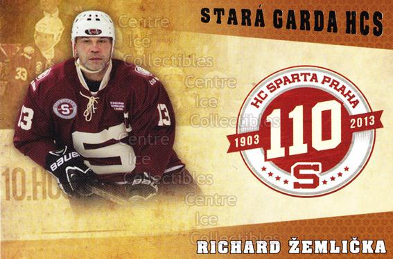 2012-13 Czech HC Sparta Praha Team Issue #31 Richard Zemlicka<br/>2 In Stock - $3.00 each - <a href=https://centericecollectibles.foxycart.com/cart?name=2012-13%20Czech%20HC%20Sparta%20Praha%20Team%20Issue%20%2331%20Richard%20Zemlick...&quantity_max=2&price=$3.00&code=608861 class=foxycart> Buy it now! </a>