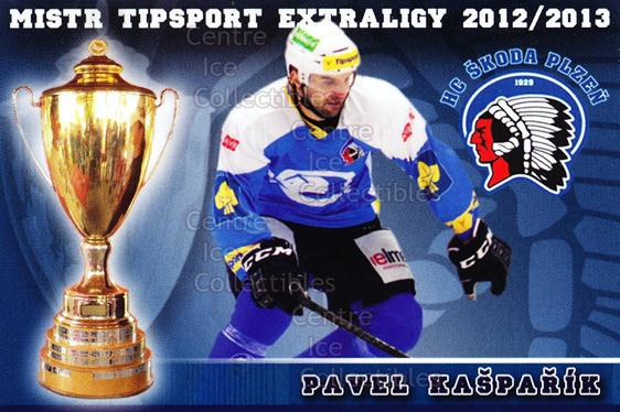 2012-13 Czech HC Plzen Team Issue #8 Pavel Kasparik<br/>2 In Stock - $3.00 each - <a href=https://centericecollectibles.foxycart.com/cart?name=2012-13%20Czech%20HC%20Plzen%20Team%20Issue%20%238%20Pavel%20Kasparik...&quantity_max=2&price=$3.00&code=608869 class=foxycart> Buy it now! </a>