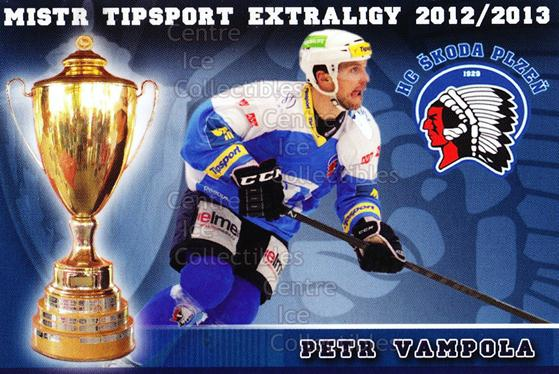 2012-13 Czech HC Plzen Team Issue #24 Petr Vampola<br/>2 In Stock - $3.00 each - <a href=https://centericecollectibles.foxycart.com/cart?name=2012-13%20Czech%20HC%20Plzen%20Team%20Issue%20%2324%20Petr%20Vampola...&quantity_max=2&price=$3.00&code=608885 class=foxycart> Buy it now! </a>