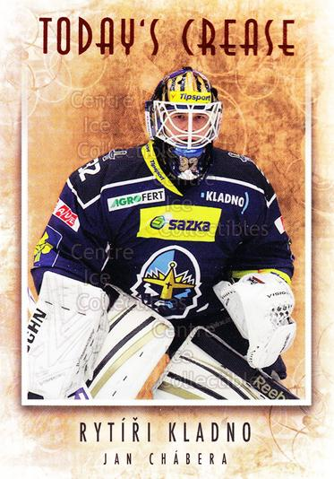 2013-14 Czech OFS Masked Stories #132 Jan Chabera<br/>2 In Stock - $2.00 each - <a href=https://centericecollectibles.foxycart.com/cart?name=2013-14%20Czech%20OFS%20Masked%20Stories%20%23132%20Jan%20Chabera...&quantity_max=2&price=$2.00&code=609020 class=foxycart> Buy it now! </a>