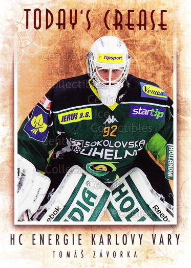 2013-14 Czech OFS Masked Stories #138 Tomas Zavorka<br/>2 In Stock - $2.00 each - <a href=https://centericecollectibles.foxycart.com/cart?name=2013-14%20Czech%20OFS%20Masked%20Stories%20%23138%20Tomas%20Zavorka...&quantity_max=2&price=$2.00&code=609026 class=foxycart> Buy it now! </a>