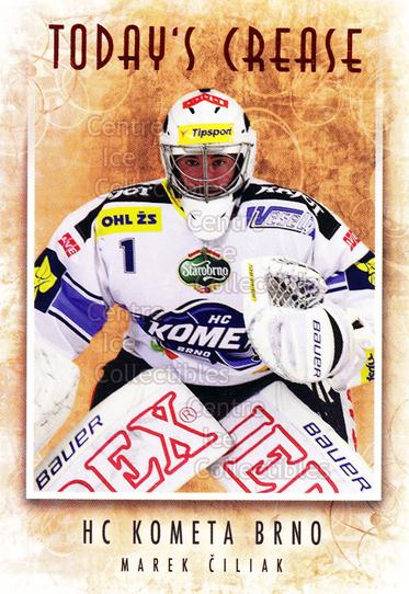 2013-14 Czech OFS Masked Stories #144 Marek Ciliak<br/>1 In Stock - $2.00 each - <a href=https://centericecollectibles.foxycart.com/cart?name=2013-14%20Czech%20OFS%20Masked%20Stories%20%23144%20Marek%20Ciliak...&quantity_max=1&price=$2.00&code=609032 class=foxycart> Buy it now! </a>