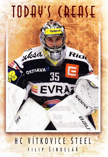 2013-14 Czech OFS Masked Stories #150 Filip Sindelar<br/>2 In Stock - $2.00 each - <a href=https://centericecollectibles.foxycart.com/cart?name=2013-14%20Czech%20OFS%20Masked%20Stories%20%23150%20Filip%20Sindelar...&quantity_max=2&price=$2.00&code=609038 class=foxycart> Buy it now! </a>