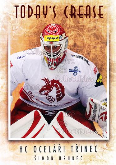 2013-14 Czech OFS Masked Stories #151 Simon Hrubec<br/>2 In Stock - $2.00 each - <a href=https://centericecollectibles.foxycart.com/cart?name=2013-14%20Czech%20OFS%20Masked%20Stories%20%23151%20Simon%20Hrubec...&quantity_max=2&price=$2.00&code=609039 class=foxycart> Buy it now! </a>