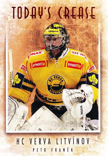 2013-14 Czech OFS Masked Stories #159 Petr Franek<br/>1 In Stock - $2.00 each - <a href=https://centericecollectibles.foxycart.com/cart?name=2013-14%20Czech%20OFS%20Masked%20Stories%20%23159%20Petr%20Franek...&price=$2.00&code=609047 class=foxycart> Buy it now! </a>
