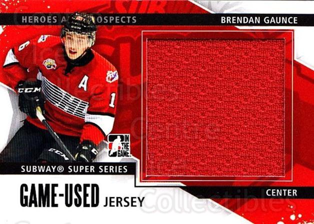 <a href=index.aspx?SetName=2013-14%20ITG%20Heroes%20and%20Prospects%20Subway%20Jersey%20Black>2013-14 ITG Heroes and Prospects Subway Jersey Black</a> #10 <a href=index.aspx?PlayerName=Brendan%20Gaunce> Brendan Gaunce</a><br/>2 in stock - $5.00 each - <a href=https://centericecollectibles.foxycart.com/cart?name=2013-14%20ITG%20Heroes%20and%20Prospects%20Subway%20Jersey%20Black%20%2310%20Brendan%20Gaunce...&price=$5.00&code=609438 class=foxycart> Buy it now! </a>