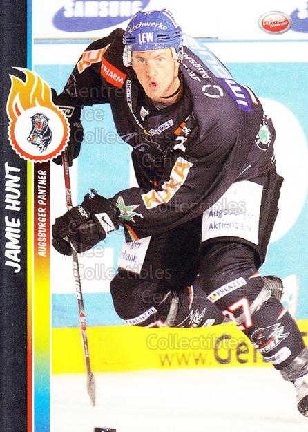 2008-09 German DEL Trade and Play #4 Jamie Hunt<br/>1 In Stock - $2.00 each - <a href=https://centericecollectibles.foxycart.com/cart?name=2008-09%20German%20DEL%20Trade%20and%20Play%20%234%20Jamie%20Hunt...&price=$2.00&code=610216 class=foxycart> Buy it now! </a>